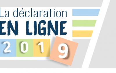 Déclaration de revenus 2018 – les dates clés